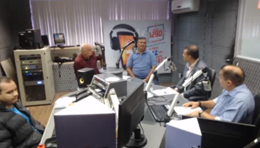 """Flávio Dino: """"É papel de todo democrata esperar debate de conteúdo"""""""