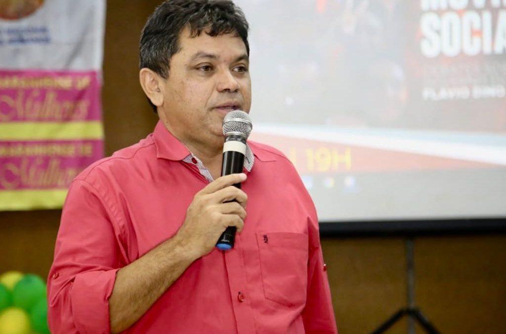 Márcio Jerry visita Câmara de Vereadores de São Luís