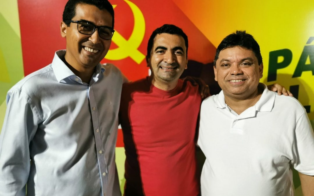 PCdoB-MA anuncia Marco Aurélio pré-candidato a prefeito de Imperatriz